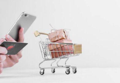 Smart shop cart