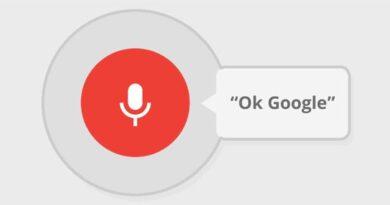 Google Commands
