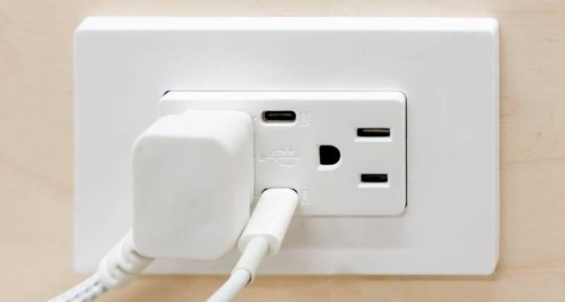usb outlet